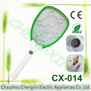 China Factory Electric Mosquito Insect Killer Hitting Swatter pictures & photos