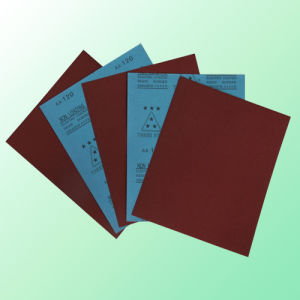 Water Proof Abrasive Paper (FPS68) pictures & photos