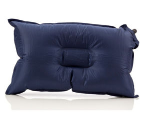 Self-Inflating Compact Easy-Carrier Camping Pillow pictures & photos