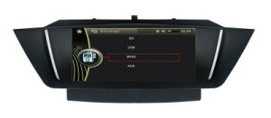 Car DVD for BMW X1 2009-2012 with GPS Bluetooth iPod Radio HL-8814GB pictures & photos