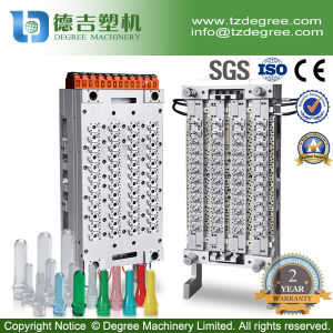 2 Years Warranty Injection Hot Runner Bottle Pet Preform Mould pictures & photos