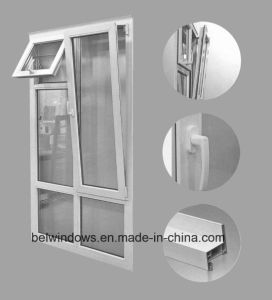 High Quality PVC Profile Tilt and Turn Window