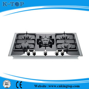2015 Hot Selling Glass Top Sabaf Burner Gas Hobs pictures & photos