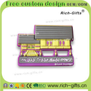 Promotion Gifts Souvenir Fridge Magnets for Malaysia Customized (RC-MA)