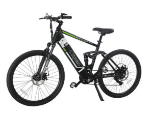 CE Pas Frame Hidden Battery Electric Mountain Bicycle (PB112) pictures & photos