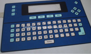 Professional Manufacturer Custom Prototype Membrane Keyboard pictures & photos