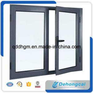 UPVC Window/PVC Window /Plastic Window/Aluminium Sliding Window/Aluminium Profile Window /Mosquito Screening pictures & photos