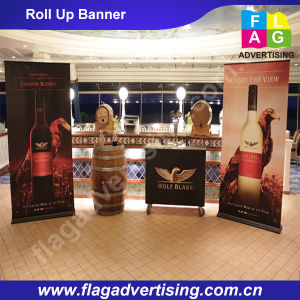 Top Quality Full Color Printing Roll up Banner Size