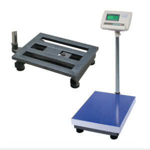 Electronical 200kg Digital Platform Weighing Scales 40X50cm pictures & photos