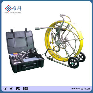 Industrial Heavy Duty Drain Inspection Video Camera Equipment with DVR and Keyboard pictures & photos