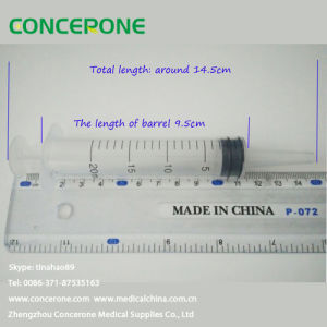 1oz 20cc Plastic Large Food Syringe for Feeding pictures & photos