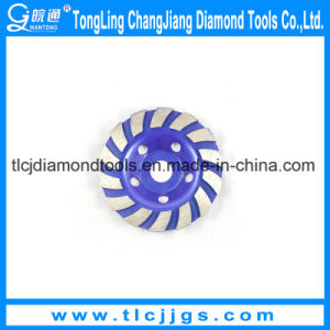 Cold Pressed Continuous Cup Grinding Wheel / Saw Blade pictures & photos