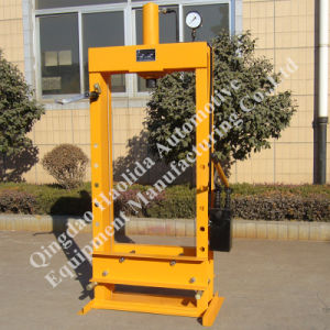 Hot Sale Manual Hydraulic Press Machine 20/25/30t pictures & photos