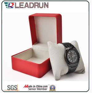 Wood Watch Packaging Box Velvet Leather Paper Watch Storage Case Watch Packing Gift Display Packing Box (YS197B) pictures & photos