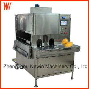 Apple Grapefruit Lemon Orange Kiwi Mango Peeling Machine pictures & photos