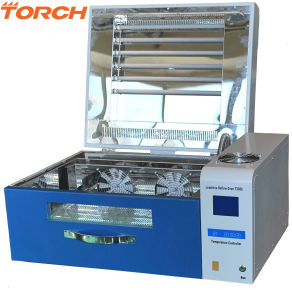 SMT Desktop Mini Welding Oven / Reflow Oven T200c (TORCH) pictures & photos