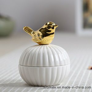 Plated Ceramic Animal Jewellery Box (CC-04-1) pictures & photos