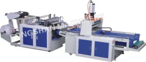 Automatic Single Line T-Shirt Bag Making Machine (SSH-600S) pictures & photos
