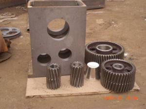 Oil Press Spare Parts pictures & photos