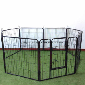Hot Sale Metal Playpen Pet Cage Quantityv Supply Puppy Kennel pictures & photos
