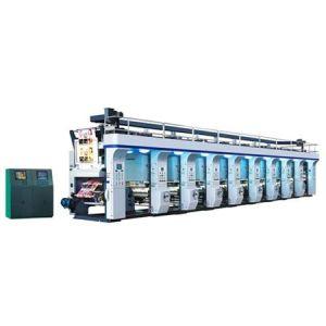 BOPP\Pet\PVC and PE Rotogravure Printing Machine (ASY) pictures & photos