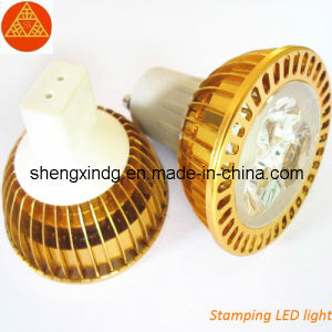 Stamping Parts Streetlight Radiator /Stamping (SX006) pictures & photos