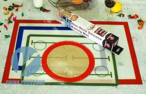 Anti Slip Silicone Baking Trays pictures & photos