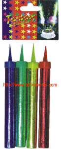 Color Pistil Candle Fireworks (IC1009) pictures & photos