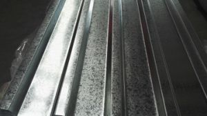 Dx51d Metal Steel Material Corrugated Galvanized Roofing Sheet for Construction pictures & photos