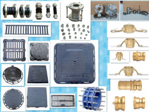 Cast Iron or Ductile Iron Hydrant with Flange Ends pictures & photos