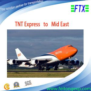 Fast Shipping From China to Saudi Arabia by TNT
