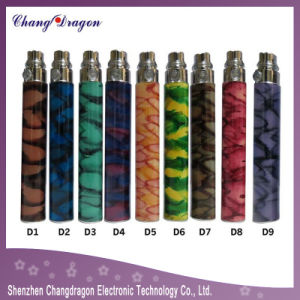 2013 Top Quality and Larger Power Colorful Electronic Cigarette EGO D Battery
