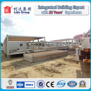 Dubai 4000 Square Meters Labor Camp Prefabricated K House with Galvanized Steel Structure pictures & photos