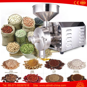 Industrial Coffee Small Spice Dried Moringa Garlic Leaf Grinding Machine pictures & photos