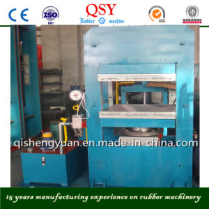 Hot Vulcanizer Press Machine for Rubber Mats pictures & photos