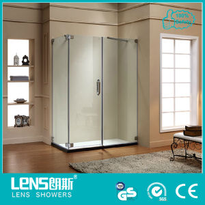 10 Mm Tempered and Easy Clean Glass Shower Room (LENS-Grace E31)
