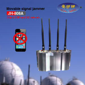 Conference Room Mobile Phone Signal Jammers Jh-808A pictures & photos