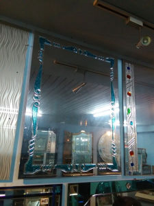 60*40cm Bathroom Mirror pictures & photos