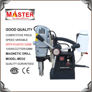Portable Magnetic Core Drill Machine for Annular Cutter (MD32)