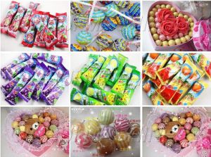 Full Automatic Lollipop Making Machine pictures & photos
