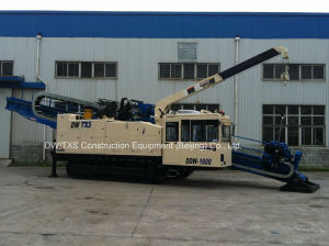 Trenchless Directional Drilling Rig (DDW-1600) , HDD Machine pictures & photos