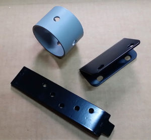 Powder Coating Surface Custom Made Metal Furniture Fittings