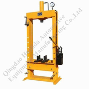 Hot Sale Manual Hydraulic Press 20/25/30t pictures & photos