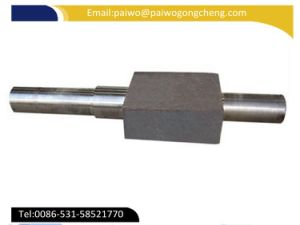 Forging Carbon Steel Alloy Round Bar Machining Finished Shaft pictures & photos