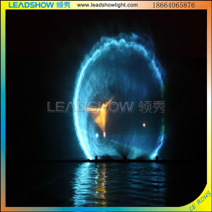3D Animation Water Screen Laser Lighting Show
