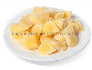 Frozen Potato Wirh (3~5cm) Cut pictures & photos