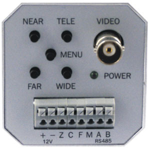 100m IR Zoom Security Surveillance CCTV Camera (IZC-1002R) pictures & photos