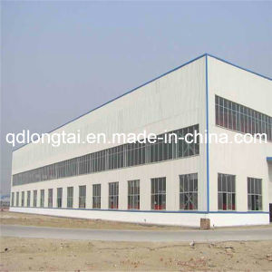 Steel Frame of All Kinds of Building (workshop, warehouse, shed) pictures & photos