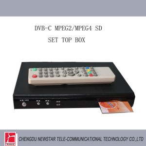 DVB-C SD Set Top Box (SDC-3000)