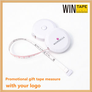 72inch/1.8m Mini Custom Logo Measuring Tape New Design with Your Logo pictures & photos